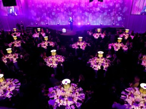 Dinner – for 450 at Billingsgate