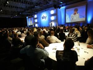 Sky Conference – Old Bilingsgate