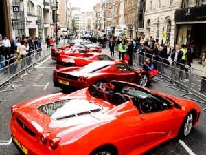 Launch – Ferrari Store Opening