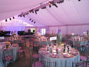 50th Birthday - Marquee