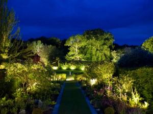 21st Birthday – Garden Lighting