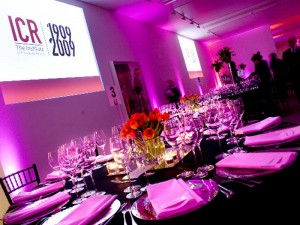 The Institute of Cancer Research - Centenary Dinner at the Saatchi Gallery