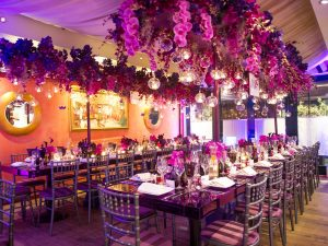 60th Birthday Dinner in a London Restaurant