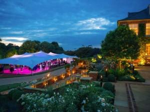 25th Wedding Anniversary - Garden Lighting