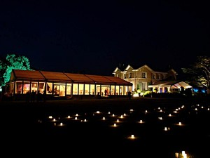 Wedding - Marquee Exterior