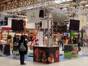 Tourism Promotion Stand – Victoria Station