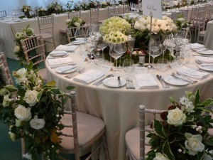 Wedding – Table and Chair Design