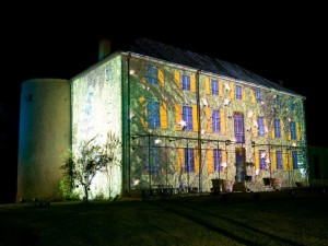 Wedding in Saint-Tropez – Video Mapping